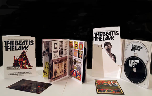 Tha Beat Is The Law - Fanfare For The Common People DVD
